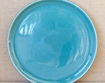 """Vintage Steubenville Russell Wright Plate - 10"""" round"""