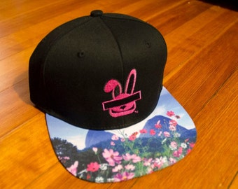Pink Mountain Strapback (Limited)