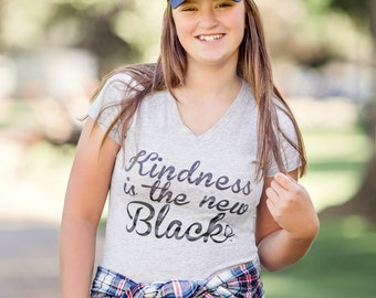 Kindness is the New Black Tee