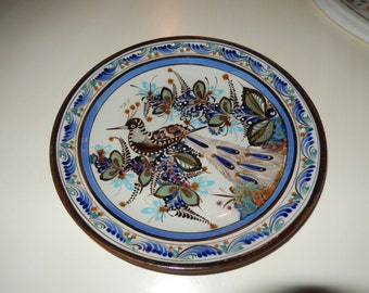 MEXICO PLATE Wall Hanging