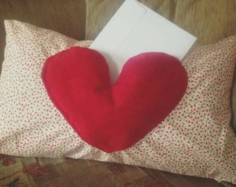 Valentines gift cushion
