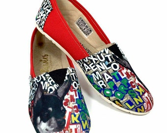 Chihuahua blank Shoes !! Women shoes, Dog Lovers, dog breeds.