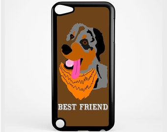 All Dogs Are My Best Friends for iPod 4th Generation, iPod 5th Generation and iPod 6th Generation Case