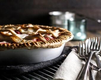 Food Photography, Pie, Food Art, Still Life Photography, Home Decor, Kitchen Art, Wall Art, Restaurant Decor