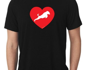 Love Portuguese Water Dog T-Shirt v2 portie pwd T1130