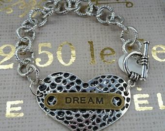 Dreaming Heart bracelet