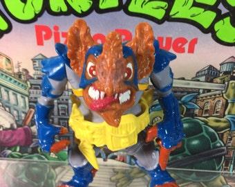 1990 TMNT Teenage Mutant Ninja Turtles Wingnut action figure