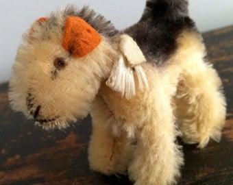 Steiff Airedale Terrier