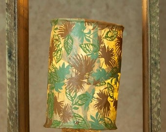"Paper lamp ""Jungle"""