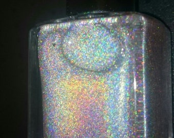 Cosmic Glows Holo SPECTRAPRISM pigment- 20 35 and 50 micron in stock. LINEAR HOLOGRAPHIC pigment