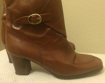 Evins Italian Pocono Vintage Ankle boots