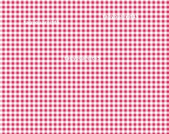 New Pricing Cherry Wine Gingham on White Cardstock Paper
