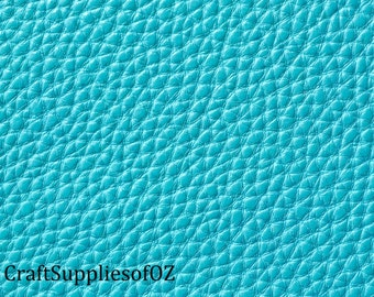 Mint Faux Leather Mint Leatherette Blue Green Leatherette Turquoise Faux Leather Supply in Australia