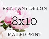 Print and Mail My Print - 8x10