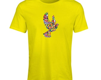 N4299F Firebird girl t-shirt, prefect  gift, funny T-shirt