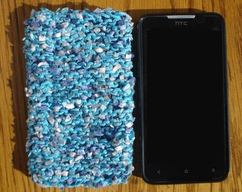 knitted phone case handmade phone case Knit smarthphone case mobile accessories