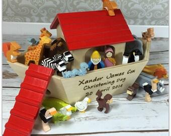 Personalised Noah's Ark