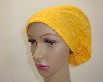 Mini -Chemo Cancer Cap-Nurses Hat- European Style-100% Cotton