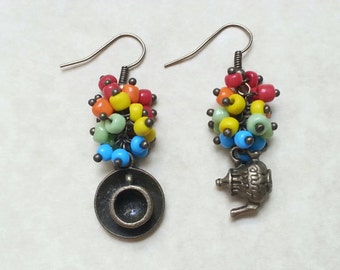 Tea Time Earrings AR140