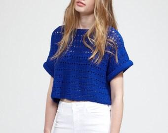 Knitting Pattern Diana Sweater