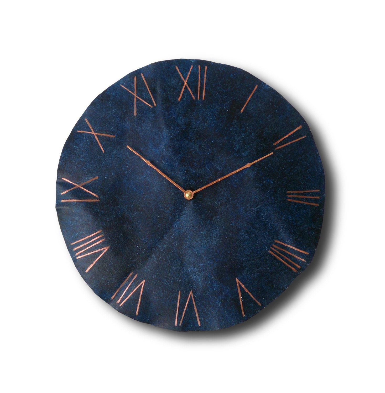 Wall clock Home decor Original clock Hand made clock