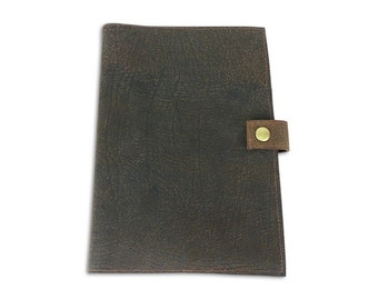 A5 Kangaroo Leather Diary Or Journal NoteBook for Business or Pleasure to Last a Lifetime