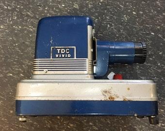 Vintage TDC Vivid Projector