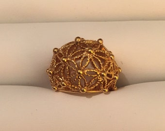 Avon dome ring