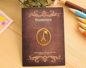 Bookmark in gold