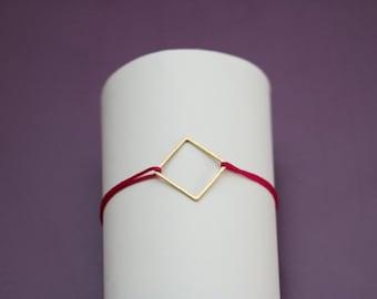 Bracelet square