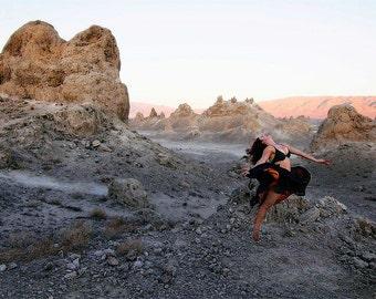 Desert series by Joe Lambie
