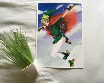 Link - A4 Prints