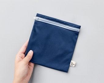 "Sandwich or reusable snack bag ~ replaces bags ""ziplocs"" ~ large"