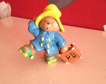Retro 1988 Padington Bear Figure