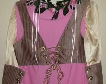 Renaissance style dress/costume