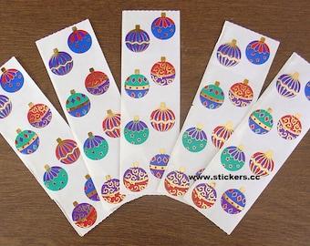 Mrs Grossman's Reflection Ornaments Sticker