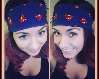 Superman/Supergirl Logo