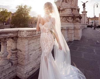 Wedding Dress SELESTA Unique Exclusive