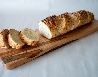 how to make french baguette by hand