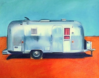 The Artists Airstream