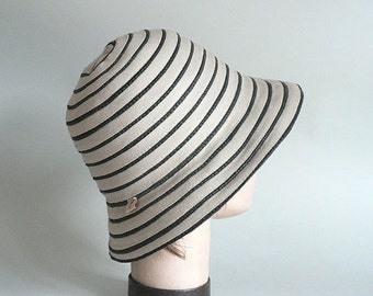 Womens Summer Cloche Sun Hat