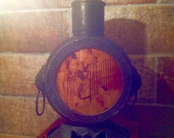 Chinese tea caddie (antique)