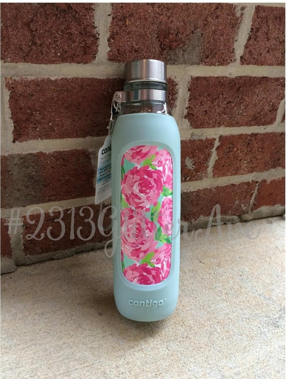 Lilly Pulitzer Inspired Decal Only Intended For By
