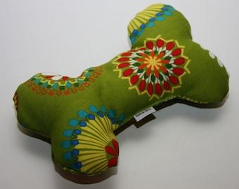 Garden Green Squeaky Dog Toy