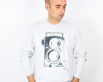 "Sweatshirt ""I love photography"""