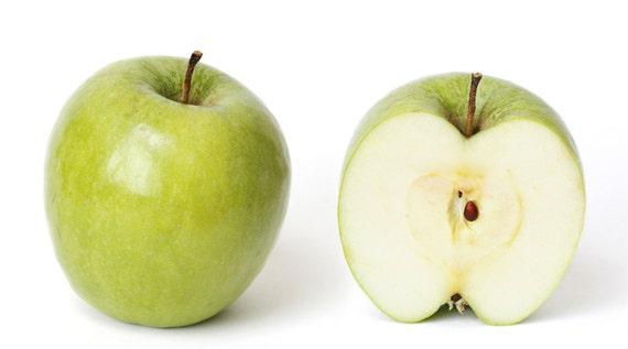 Apple Seeds - GRANNY SMITH - Crisp, Tart Fruit - Nutritional Snack - 10 Seeds