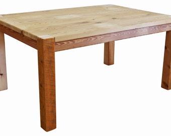 Barnwood Square Leg Farm Table