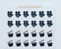 Film & Edit Stickers