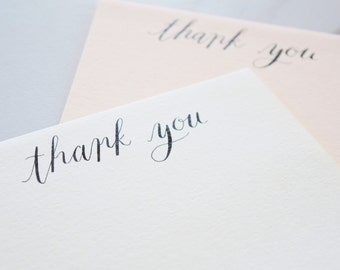 Thank You Stationery Set-Thank You Cards