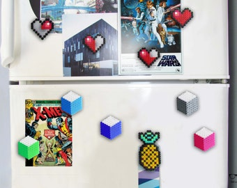 Magnet fridge 8-bit